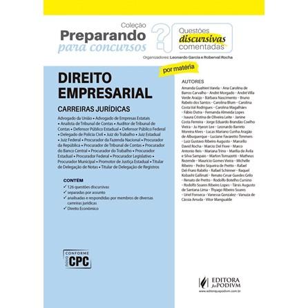 DIREITO EMPRESARIAL - JUSPODIVM