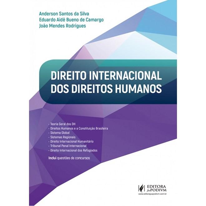 DIREITO INTERNACIONAL DOS DIREITOS HUMANOS - JUSPODIVM