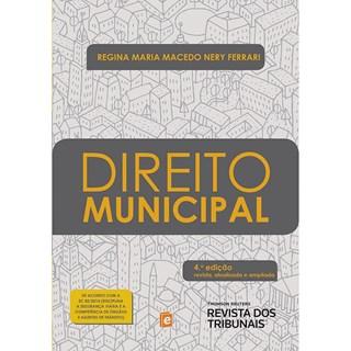 DIREITO MUNICIPAL - RT