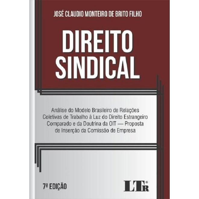 DIREITO SINDICAL - LTR