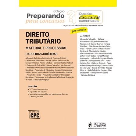 DIREITO TRIBUTARIO - JUSPODIVM
