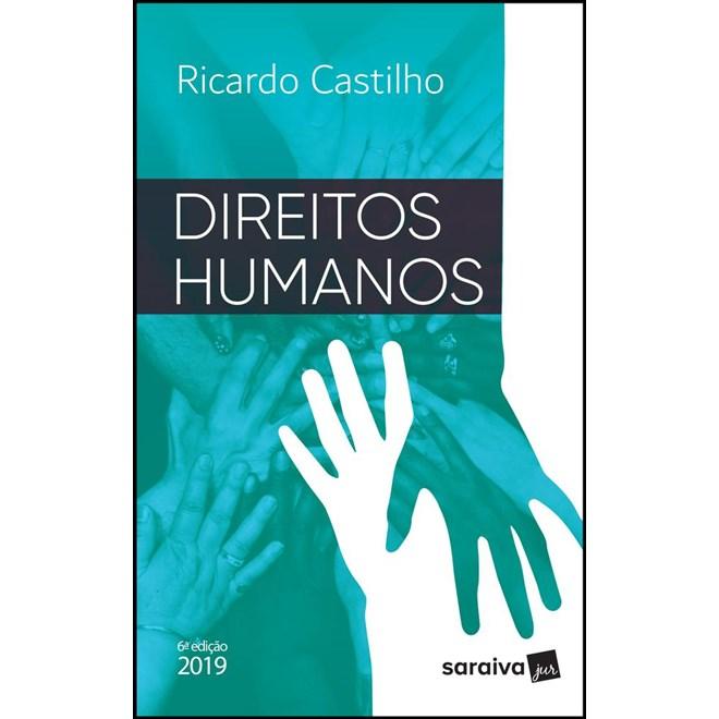 DIREITOS HUMANOS - CASTILHO - SARAIVA