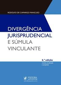 Livro Divergencia Jurisprudencial E Sumula Vinculante Juspodivm