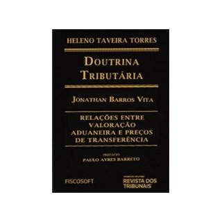 DOUTRINA TRIBUTARIA - VOL 3 - RT