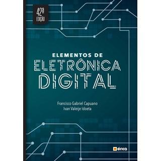 ELEMENTOS DE ELETRONICA DIGITAL - SARAIVA