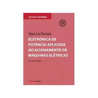 ELETRONICA DE POTENCIA APLICADA AO ACIONAMENTO DE MAQUINAS ELETRICAS - SENAI -SP