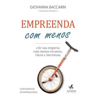 EMPREENDA COM MENOS - ALTA BOOKS