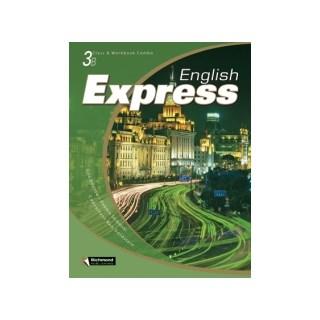 ENGLISH EXPRESS 3B STUDENT BOOK E WORKBOOK - RICHMOND