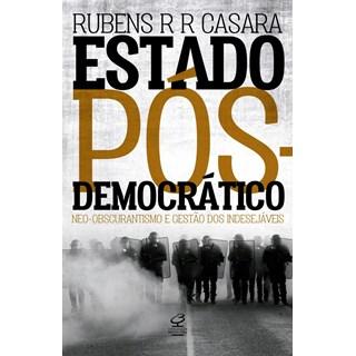 ESTADO POS DEMOCRATICO - CIVILIZACAO BRASILEIRA