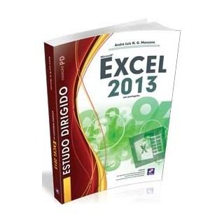 ESTUDO DIRIGIDO DE MICROSOFT EXCEL 2013 - ERICA