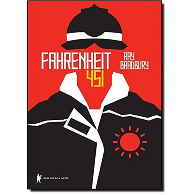 FAHRENHEIT 451 - BIBLIOTECA AZUL