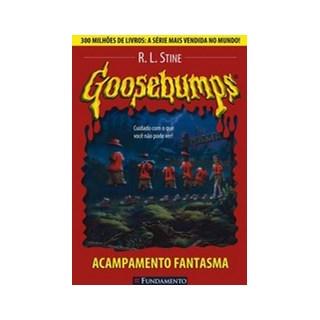 GOOSEBUMPS 2 - ACAMPAMENTO FANTASMA - FUNDAMENTO