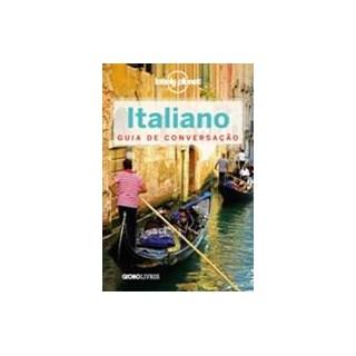 GUIA DE CONVERSACAO LONELY PLANET ITALIANO - GLOBO