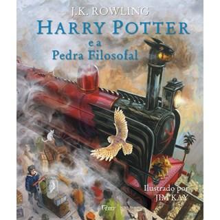 HARRY POTTER E A PEDRA FILOSOFAL - CAPA NOVA - ROCCO