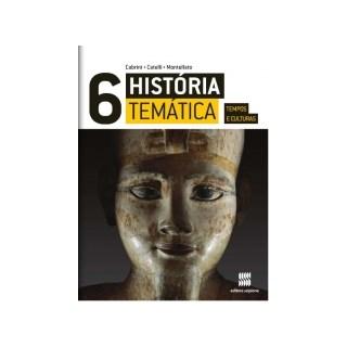 HISTORIA TEMATICA - 6 ANO - SCIPIONE