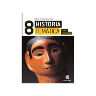 HISTORIA TEMATICA - 8 ANO - SCIPIONE