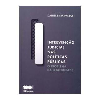 INTERVENCAO JUDICIAL NAS POLITICAS PUBLICAS - SARAIVA