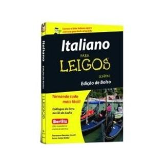 ITALIANO PARA LEIGOS EDICAO DE BOLSO - ALTA BOOKS