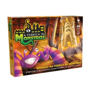 Jogo - A Fábrica de Monstros - Idea