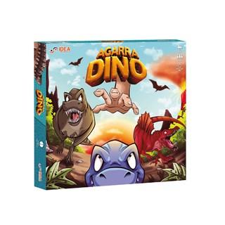 Jogo - Agarra Dino - Idea