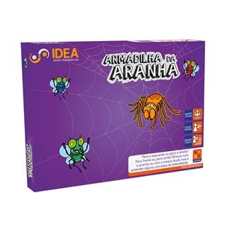 Jogo - Armadilha da Aranha - Idea