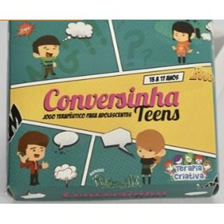 Jogo Conversinha Teens - Terapia Criativa
