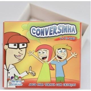 Jogo - Conversinha - Terapia Criativa