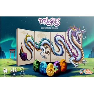 Jogo Dragões Guardiões da Memória - Idea Jogos