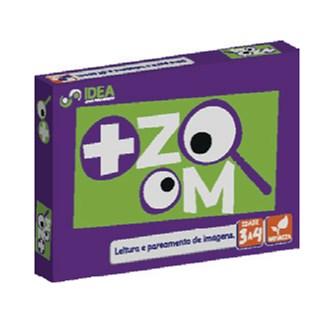 Jogo - Mais Zoom  - Idea