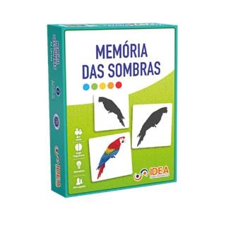 Jogo - Memória das Sombras - Idea