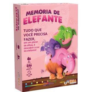 Jogo - Memória de Elefante - Idea