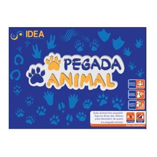 Jogo - Pegada Animal - Idea