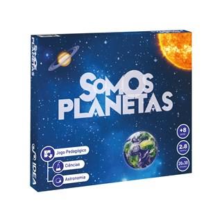 Jogo - Somos Planetas - Idea