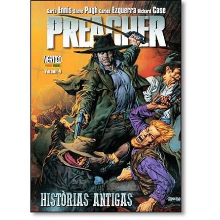 Livo - Preacher: Histórias Antigas - Vol.4 - Ennis