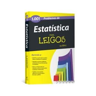 Livro - 1.001 Problemas de Estatística Para Leigos