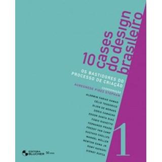 Livro - 10 Cases do Design Brasileiro Vol 1 - Stephan