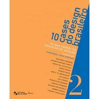 Livro - 10 Cases do Design Brasileiro Vol. 2 - Stephan