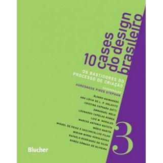 Livro - 10 Cases do Design Brasileiro Vol. 3 - Stephan