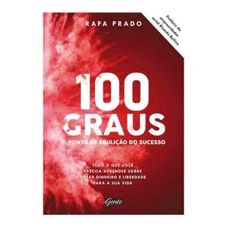Livro - 100 Graus - Prado - Gente
