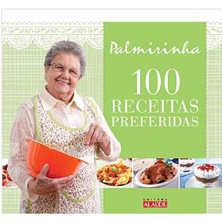 Livro - 100 Receitas preferidas, por Palmirinha - Onofre