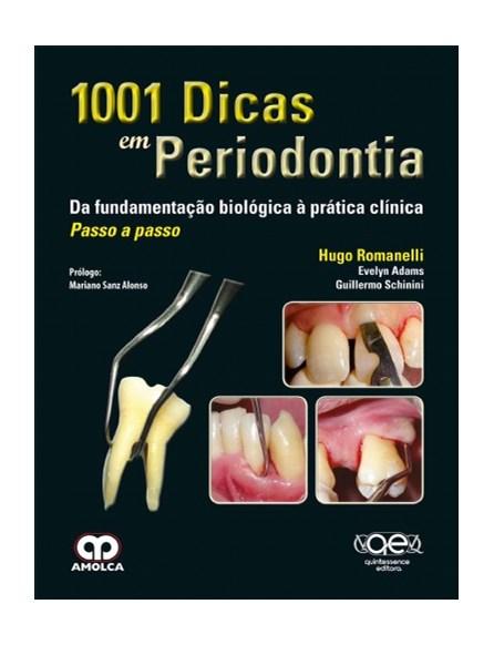 Livro - 1001 Dicas em Periodontia - Romanelli