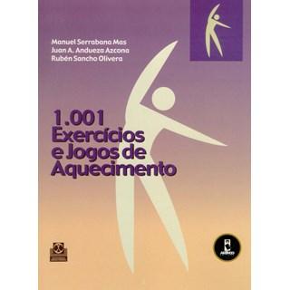 Livro - 1001 Exercícios e Jogos de Aquecimento - Mas
