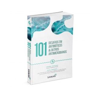 Livro - 101 Desafios em Antibióticos & Outros Antimicrobianos - Rosa - Sanar