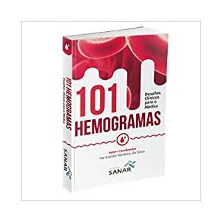 Livro - 101 Hemogramas - Silva - Sanar