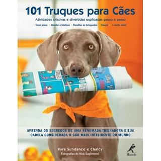 Livro - 101 Truques para Cães - Sundance