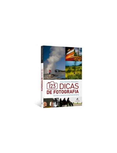 Livro - 123 Dicas de Fotografia - Da foto ordinária à extraordinária - Ramalho