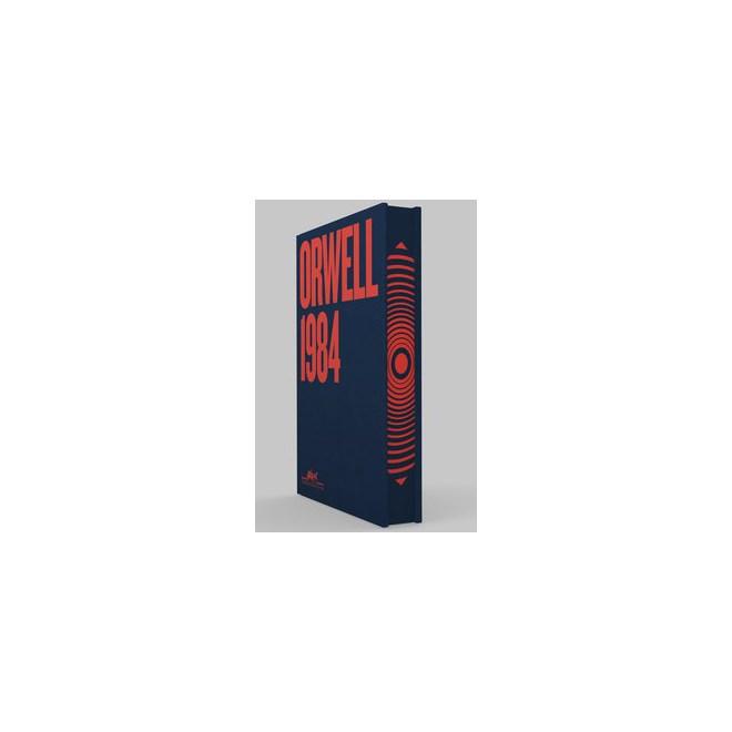 Livro - 1984 - Edição especial - Orwell 1º edição