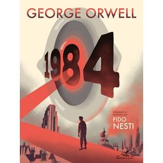 Livro 1984 - Orwell - Companhia das Letras