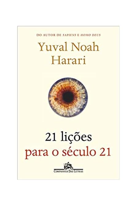 Livro - 21 Lições para o Século 21 - Harari