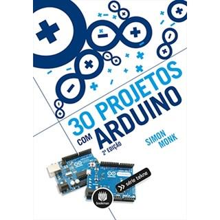 Livro - 30 Projetos com Arduino - Monk